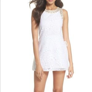 Lilly Pulitzer Donna Lace Romper